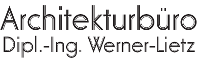 Architekturbüro Dipl.-Ing. Werner Lietz